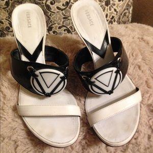 Versace heels